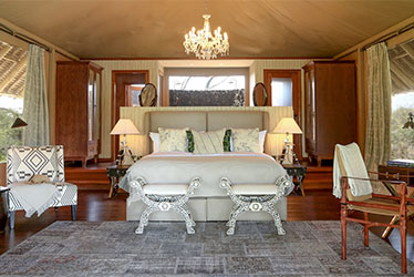 Finch Hattons Tented Camp