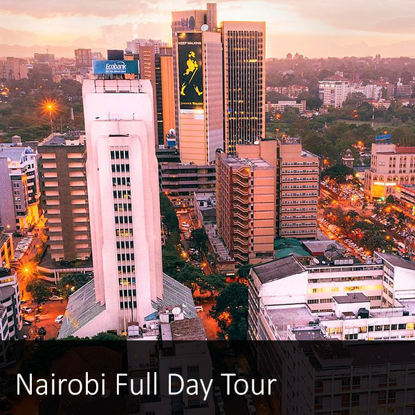 Full Day Tour Nairobi