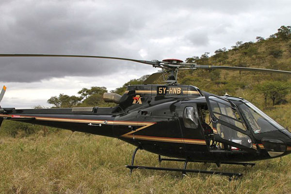 Helicopter Safaris