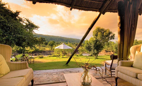 Karen Blixen Luxury Camp