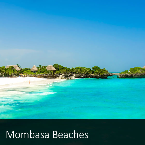 Mombasa Beaches