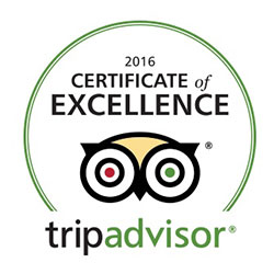DK Grand Safaris 2016 Trip Advisor Certificate Of Excellence