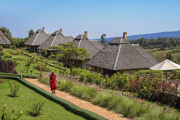 Neptune Ngorongoro Luxury Lodge