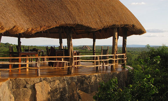 Rwaboko Rock Safari Lodge